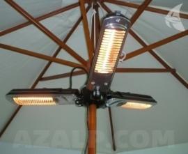Parasol Heater 2000 Watt