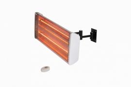 Wand Terrasverwarmer 2400 Watt