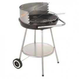 Barbecue zwart/zilver