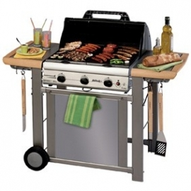 Luxe Gas Barbecue