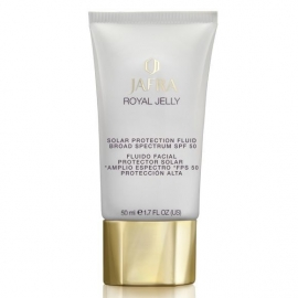 Jafra Royal Jelly Solar Protection Fluid SPF 50