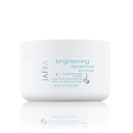 Jafra Brightening night moisture