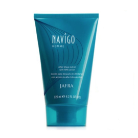 Jafra Navigo homme after shave lotion with aha action - 14316
