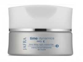 Jafra Time Delay night moisturizer