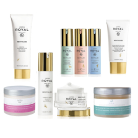 Revitalize deluxe set + diamonds clutch cadeau