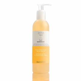Sansibar Brazilian orange and ginger bath and shower gel