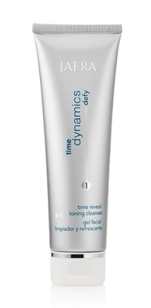 Jafra Time reveal toning cleanser
