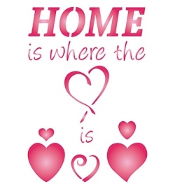 Home is where heart is