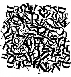Letter chaos