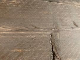 Nieuw hout een gebruikte steigerhout look geven