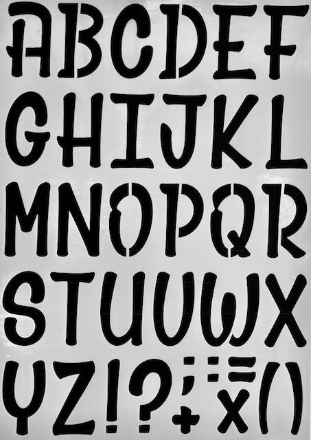 Alfabet Fun A4