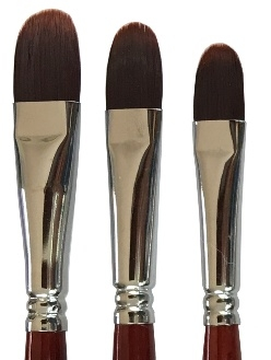 Mus-brush serie 101 Number 6