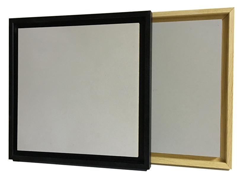 Baklijstje & Studie-Paneel 30x30 cm