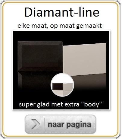 Mus Paneel Diamant-line