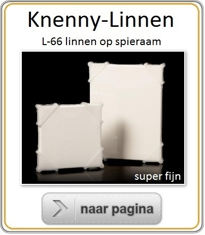 Mus Schilders Linnen Knenny