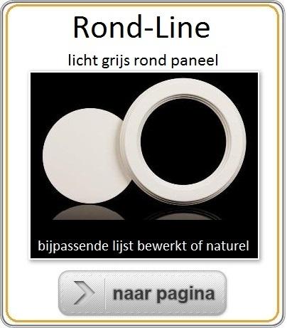 Mus Paneel Rond Line