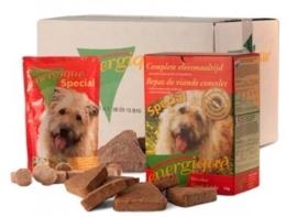 Energique 4 Speciaal voor honden met huid- en/of darmklachten (8x750gr)