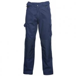 Worker broek Havep +kniezak marine  859721