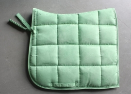 HB Suede Dressage puff pads