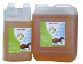 Levertraan Veterinair 5 Liter