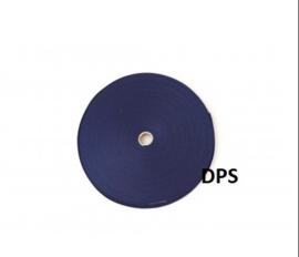 Halsterband 25 mm op rol van 50 meter