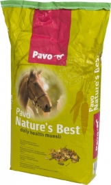 Pavo Nature's Best 450kg big box