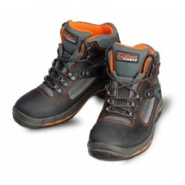Grisport S3 zwart/oranje 71607