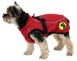 DOG ARMOR KNOCKDOWN COAT (INSECT SHIELD) Middel/Grote Honden