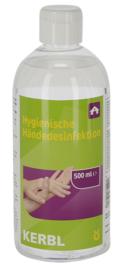 Hand desinfectiemiddel 70%, 500ml