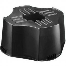 Regentonstandaard zwart, hoogte 38cm, ø 71cm