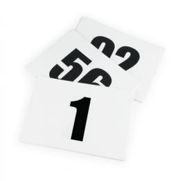 Startnummers los voor Start/rugnummer houder (8081N)