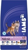 IAMS CAT ADULT MULTI-CAT CHK/SLM 15KG