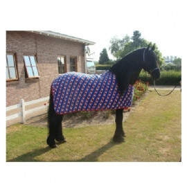 HB Fleece Deken Friesch 1305