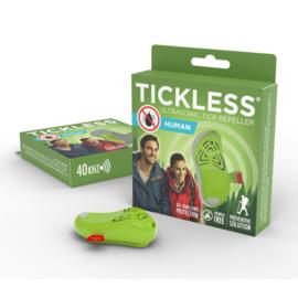 Tickless Human Groen tot 12 maanden bescherming
