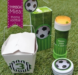 Printable voetbal