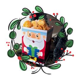 Printable kerstman bakjes (groot)