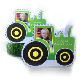 Traktatie tractor printable