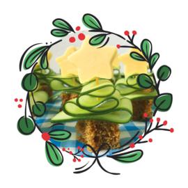 E-book met de leukste ideeën voor het kerstdiner
