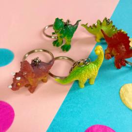 Dino sleutelhanger