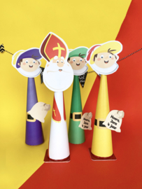 Traktatie Sinterklaas