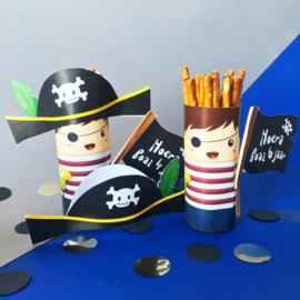 Traktatie piraat