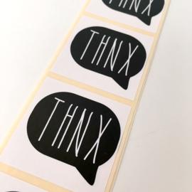 Stickers Tnkx