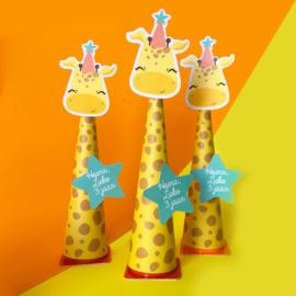 Traktatie giraf