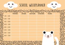 Schoolplanner download