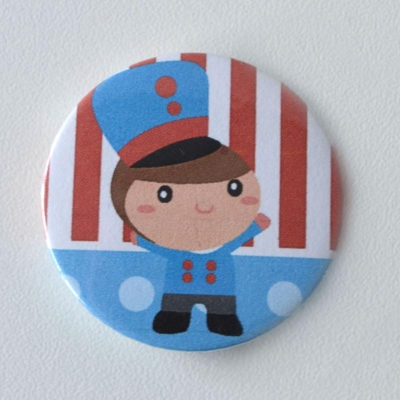 Buttons voor kinderfeestjes