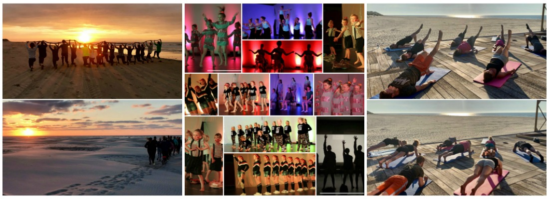 Dansen & Sporten op Terschelling