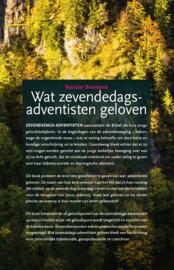 Wat zevendedags-adventisten geloven (Reinder Bruinsma)