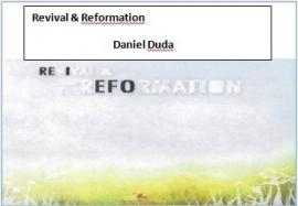 DVD Studiedag Revival and Reformation: dr. Daniel Duda (ENG)