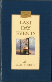 Last-day events (White, Ellen G) Hardcover