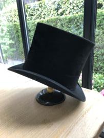 Antieke hoge hoed ca 1900 Paris
